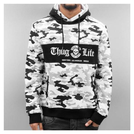 Thug Life / Hoodie Ragthug in white