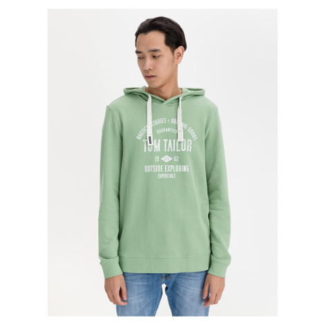 Mikina Tom Tailor Zelená