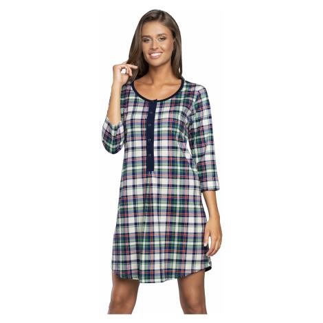 Těhotenská/kojící noční košile Italian Fashion Morena r.3/4 2xl