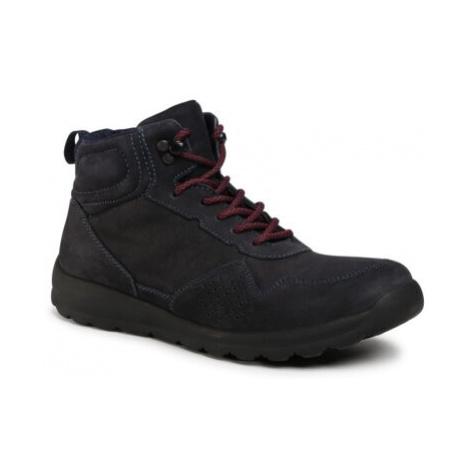Šněrovací obuv Sergio Bardi MI07-A976-A805-06EO Přírodní kůže (useň) - Nubuk
