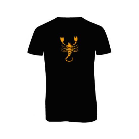 Pánské triko s výstřihem do V Štír