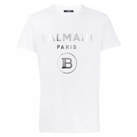 BALMAIN Logo pánské tričko