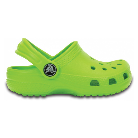 Crocs Classic Kids Volt Green
