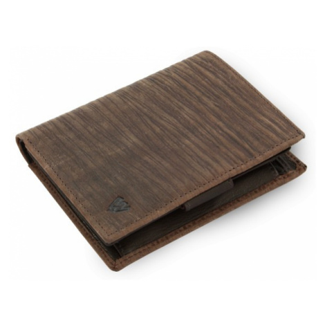 Hnědá pánská kožená peněženka Martien Arwel