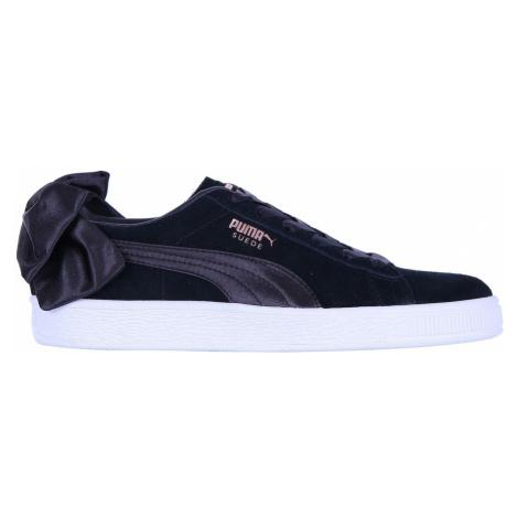 Puma Suede Bow Womens Shoes