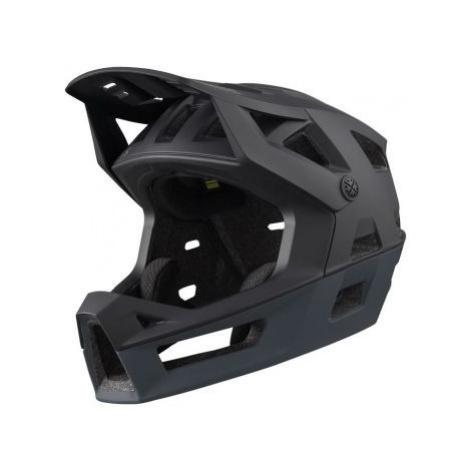 iXS integrální helma Trigger FF Black SM