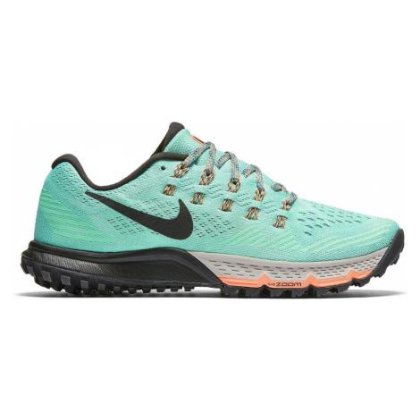 Dámské trailové boty Nike Air Zoom Terra Kiger 3 Tyrkysová / Černá