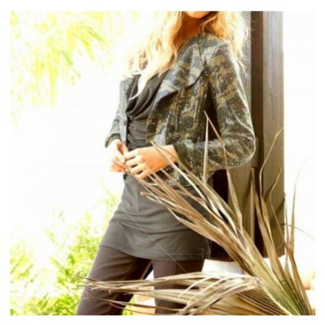 Apart Pajetková bunda s maskáčovým vzorem od APART Impressions