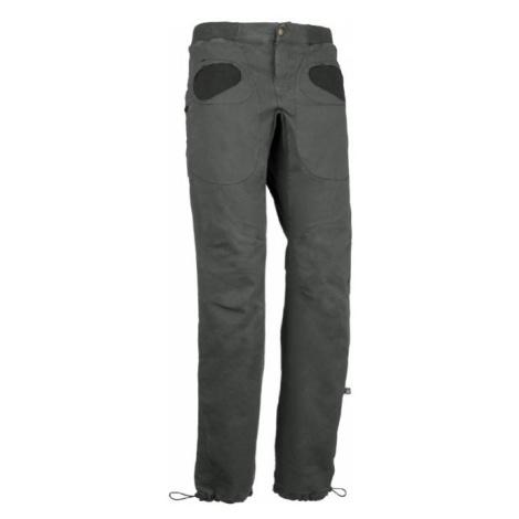 E9 kalhoty pánské Rondo Slim-S20, tm. šedá
