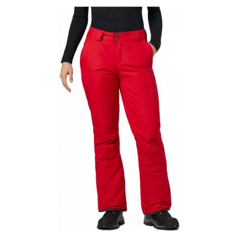 Kalhoty Columbia On the Slope™ II Pant - červená