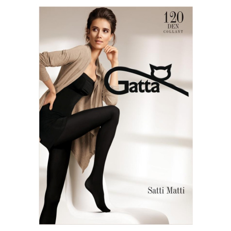 Dámské punčochové kalhoty Gatta Satti Matti 120 den černá