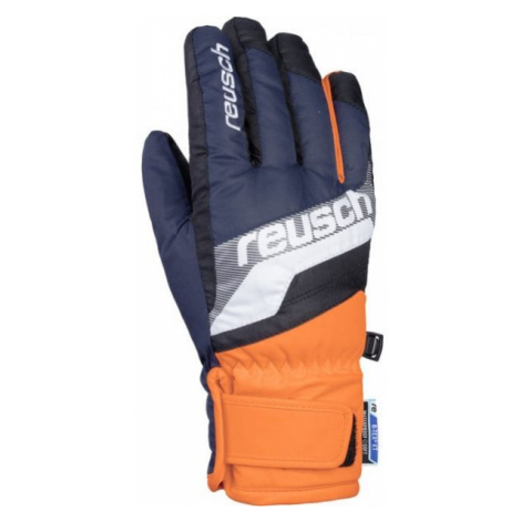Reusch DARIO R-TEX XT JUNIOR oranžová - Lyžařské rukavice