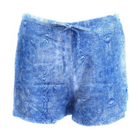 Calvin Klein Calvin Klein dámské modré pyžamové kraťasy SLEEP SHORT