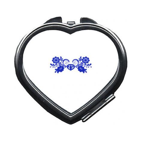 Zrcátko srdce Cibulák ornament