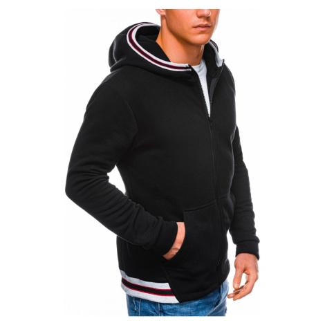 Ombre Clothing Men's zip-up hoodie B1210