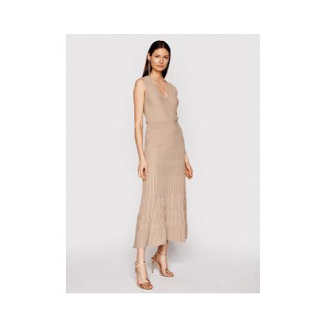 Úpletové šaty Pinko