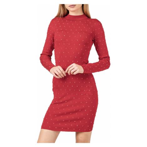 Červené šaty - MARCIANO GUESS