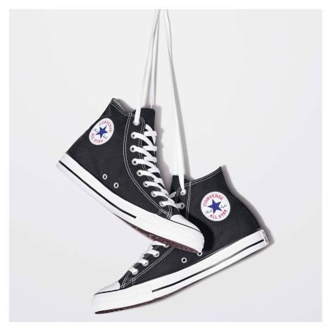 Chuck Taylor All Star Hi: černá Converse