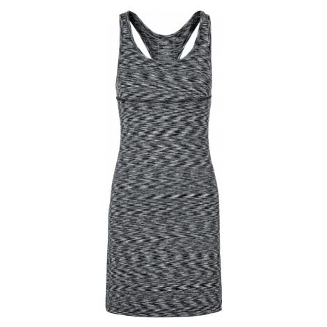 KILPI Dámské sportovní šaty SONORA-W KL0070KILGY Šedá