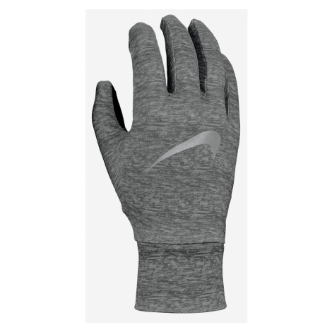 Běžecké rukavice Nike Dry Element 2.0 Šedá / Stříbrná