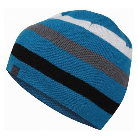 Čepice Hannah Spin Uni mosaic blue