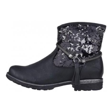 Kotníčková obuv RIEKER 95461-00