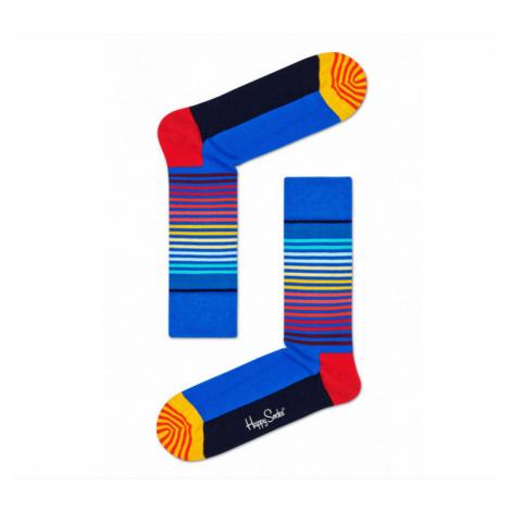 Ponožky Happy Socks Half Stripe (HAS01-6500) L