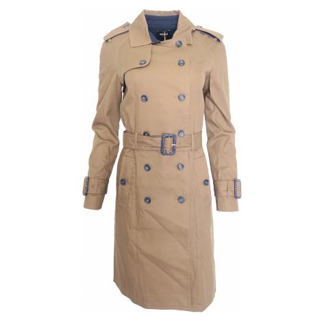 Hnědý kabátek Kookai Kookaï