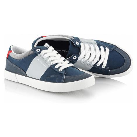 Pánská městská obuv Alpine Pro DWIGHT - tmavě modrá