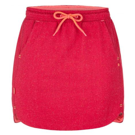 Loap EBEL růžová - Dámská sukně