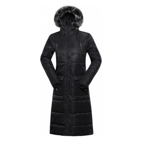 Tessa 5 černá dámský kabát s membránou ptx ALPINE PRO