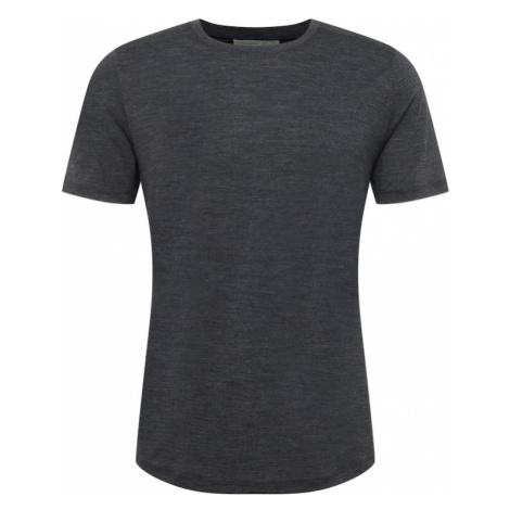 Icebreaker Funkční tričko 'Sphere Merino' černá Icebreaker Merino
