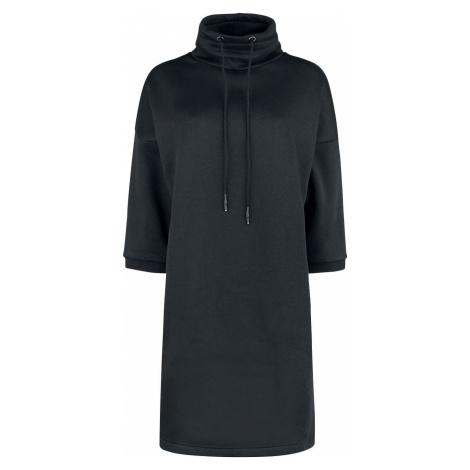RED by EMP Teplákové šaty šaty černá