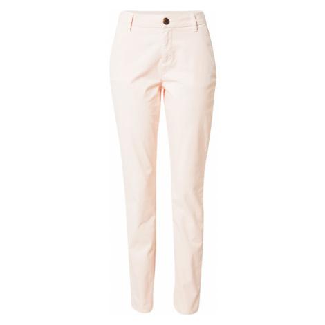 S.Oliver Chino kalhoty růžová