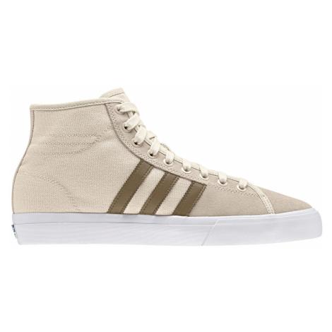 Adidas Matchcourt High RX světlehnědé B22785