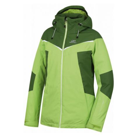 Dámská bunda Hannah Nexa lime green/dill
