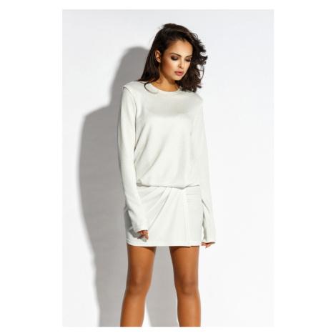 Bílé šaty Kessi Dursi