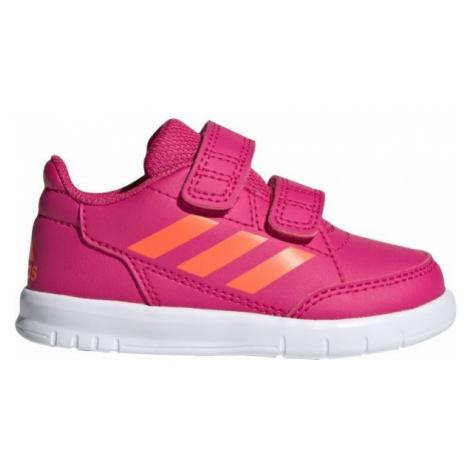 adidas ALTASPORT CF I růžová - Dětská volnočasová obuv