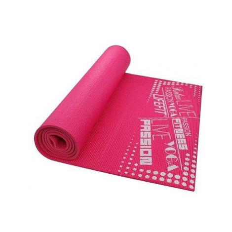 Lifefit Slimfit Plus gymnastická světle růžová
