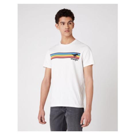 Wrangler pánské tričko W7G2FK737