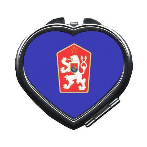 Zrcátko srdce ČSSR