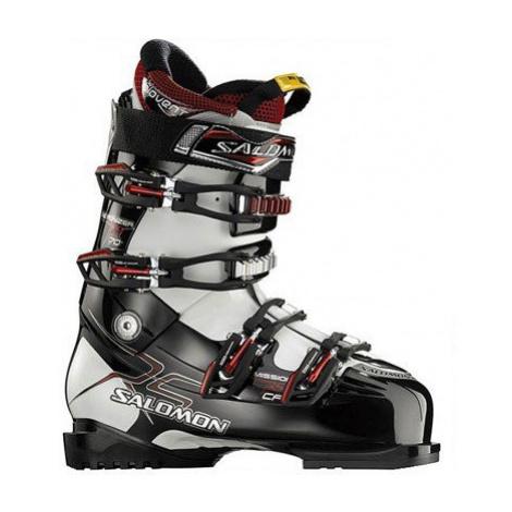 Lyžařské boty Salomon Mission RS - černá/šedá