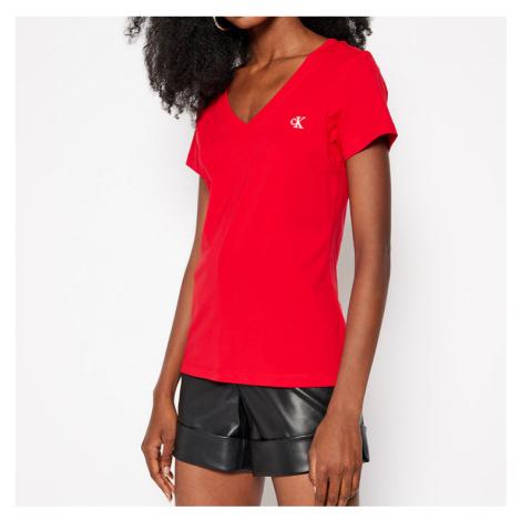 Calvin Klein dámské červené triko
