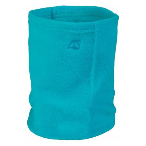 Unisex zimní šátek Alpine Pro ACHILLE - tyrkysová