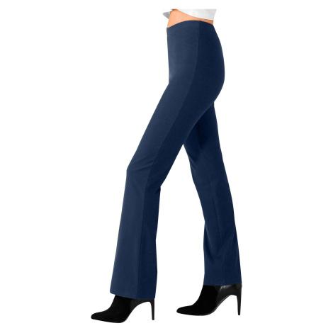 Blancheporte Legíny do zvonu, džínový design džínová modrá