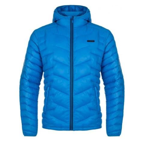 Loap JERRYK modrá - Pánská zimní bunda