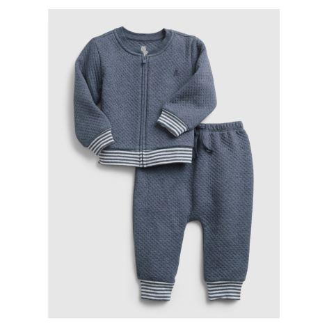 GAP Baby Teplákovka Quilted Outfit Set