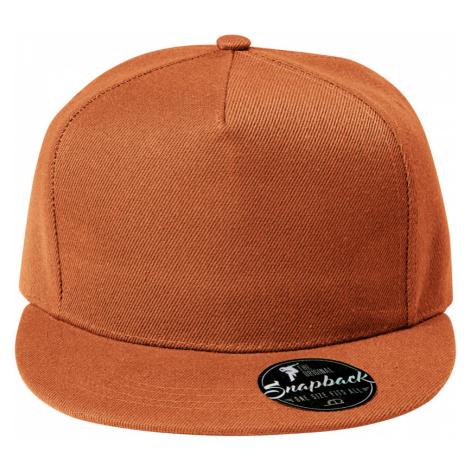 Malfini Rap 5P Čepice 30111 oranžová