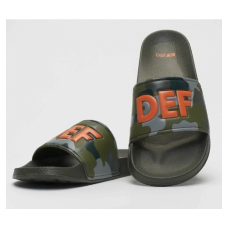 Cukle DEF Sandals Defiletten in camouflage Dangerous DNGRS