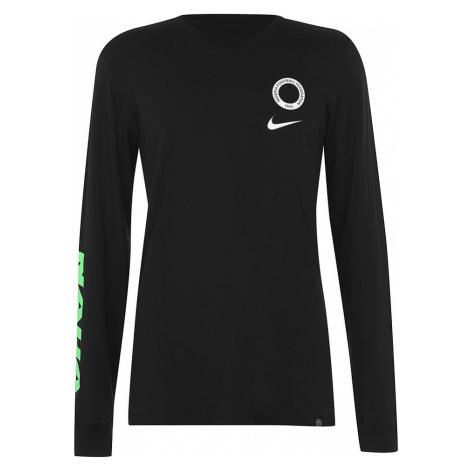 Pánské tričko s dlouhým rukávem Nike